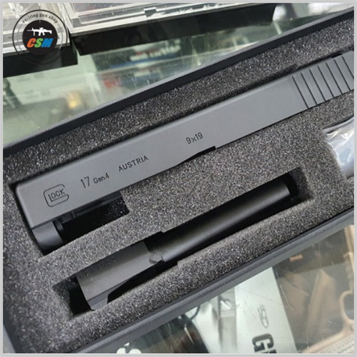 [마루이 글럭] Glock17 Gen4 Slide set For Marui